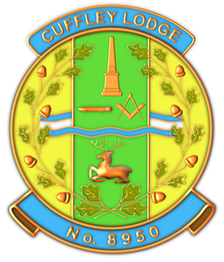 Cuffley Lodge Badge